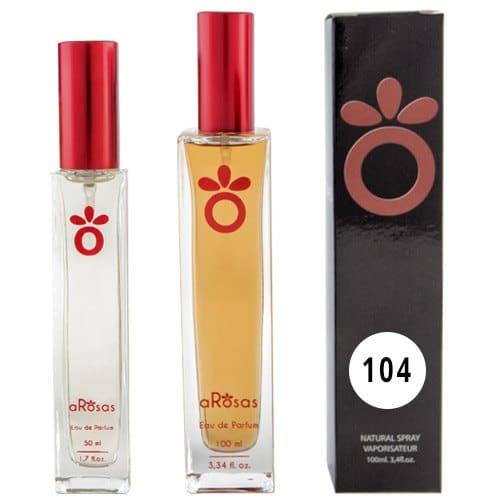 Perfume Equivalencia aRosas 104
