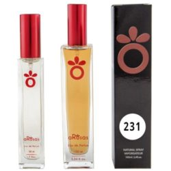 Perfume Equivalencia aRosas 231