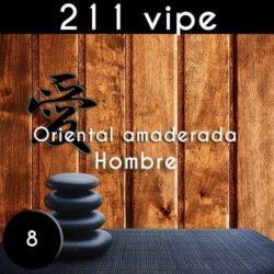 Perfume de imitación 211 vipe men