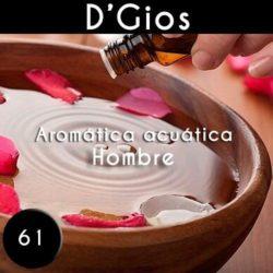 Perfume imitación Acqua Di Gio