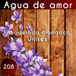 Perfume Agua de amor
