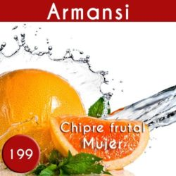 Perfume imitacion ArmanSi