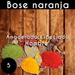 Perfume Bose Naranja