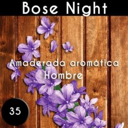 Perfume imitación Hugo Boss Botled Night