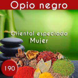 Perfume Opio negro