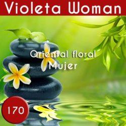 Perfume Violeta woman