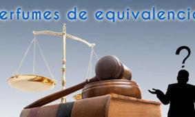 Perfumes de equivalencia, ¿legales o ilegales?