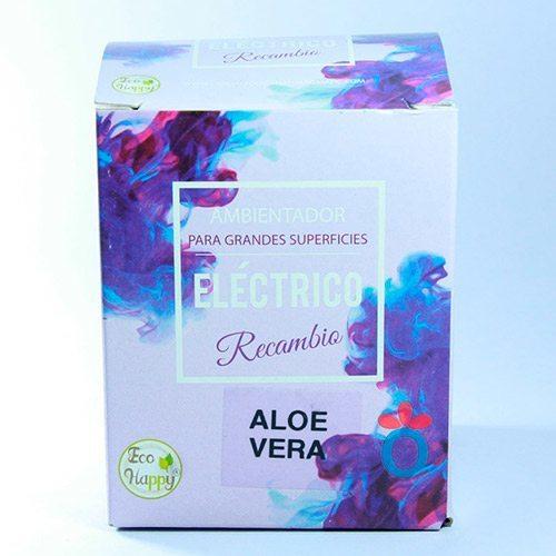 Recambio Ecohappy aroma Aloe vera