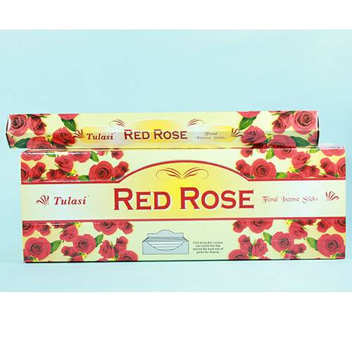 Incienso Red Rose