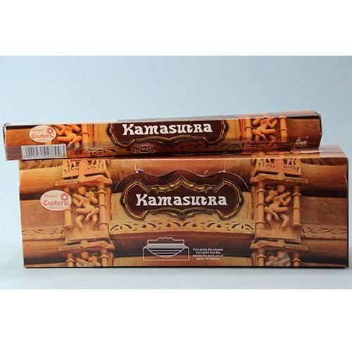Incienso Kamasutra