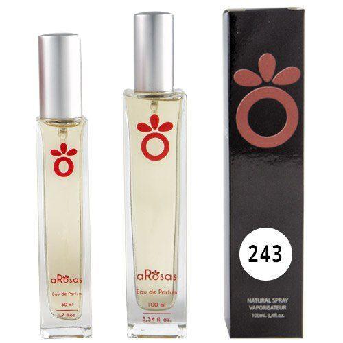 Perfume Equivalencia aRosas 243