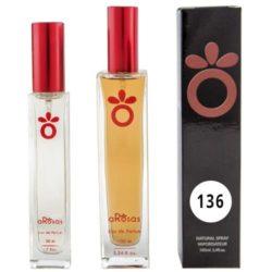 Perfume Equivalencia aRosas 136