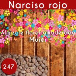 Perfume imitación Narciso Rojo