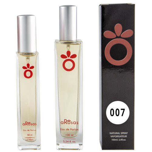 Perfume Equivalencia aRosas 007