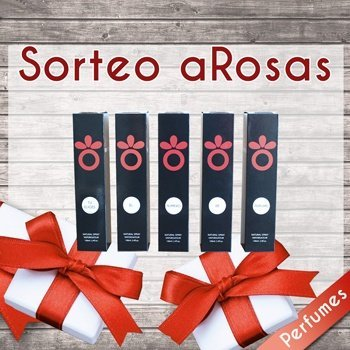 Sorteo aRosas Perfumes